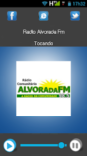 Rádio Alvorada FM- screenshot thumbnail