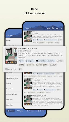 FanFiction.Net 17.5 screenshots 2