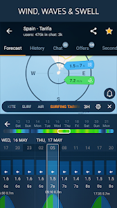 WINDY APP: wind forecast & marine weather 5.9.3 (Pro)