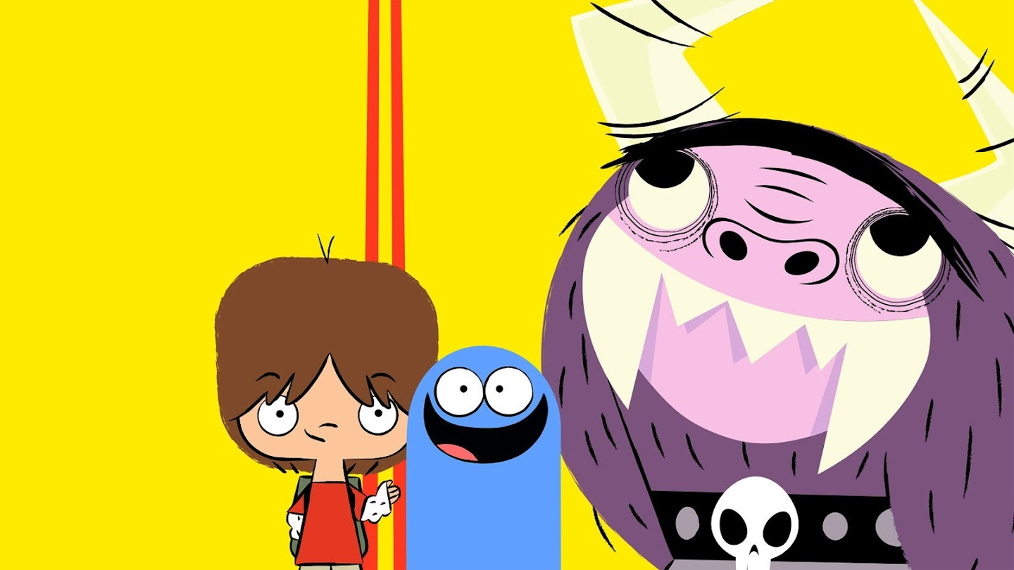 Watch Foster's Home for Imaginary Friends live