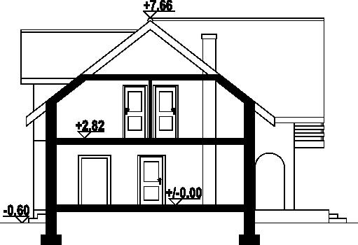 Sławków - Przekrój