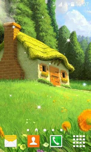 Fairy Tale Live Wallpaper