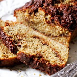 Cinnamon Swirl Crumb Bread.