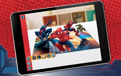 Puzzle App Spiderman 1.2 screenshots 2