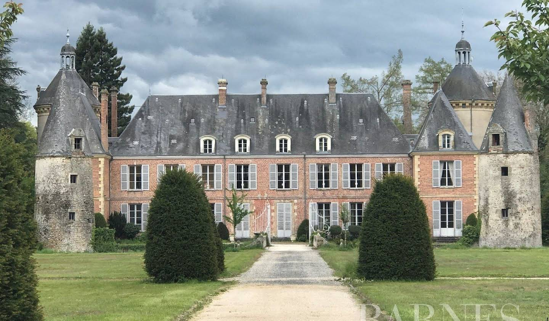 Château Salbris