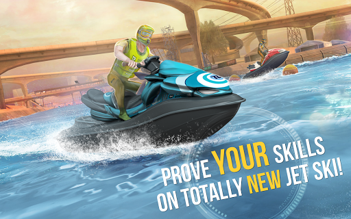 Top Boat: Racing Simulator 3D - screenshot