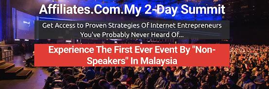 2-Day Affiliates.com.my Summit
