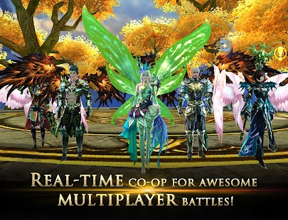 Forsaken World Mobile MMORPG- screenshot thumbnail