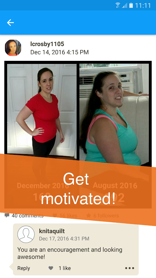 Fooducate Weight Loss Coach: captura de tela