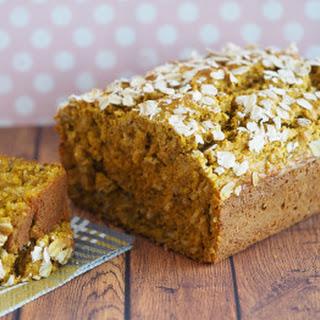 Pumpkin-Oat Quick Bread (Gluten-Free)