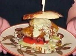 Caribbean Voodoo Burgers Recipe
