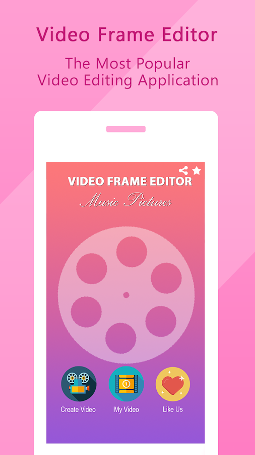 video editor frame screenshot