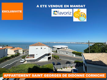 appartement à Saint-Georges-de-Didonne (17)