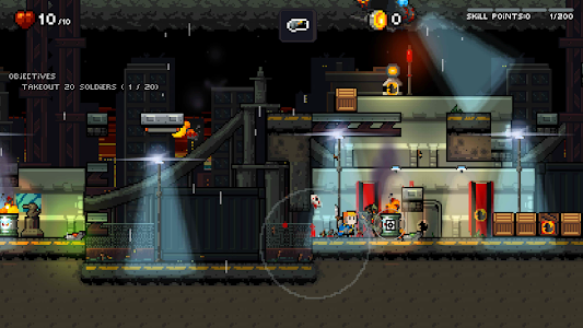 Gunslugs: Rogue Tactics 1.0.10 (Paid)