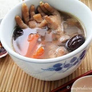 Chicken Feet Soup.