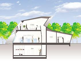 Photo: Karuizawa Museum Complex - Section