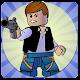 How To Draw Lego Starwars - Han Solo (app)