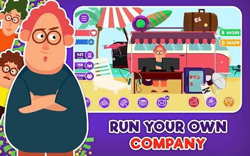 Freelancer Simulator Inc : Game Dev Money Clicker MOD (Unlimited Money) 2