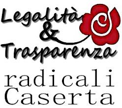 Photo: Logo Legalità e Trasparenza Radicali Caserta
