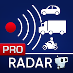 Radarbot Pro: Speed Camera Detector & Speedometer 6.62 (Paid)