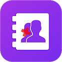 Remove Duplicate Contacts - Contact Optimizer icon