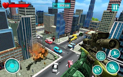 Frontier Elite Sharp Sniper Mission 1.0 screenshots 1