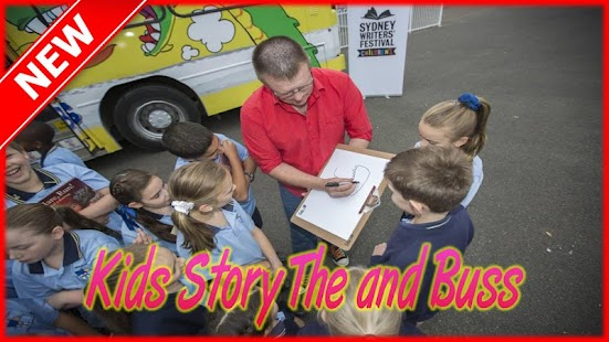 Kids Story The and Buss - náhled