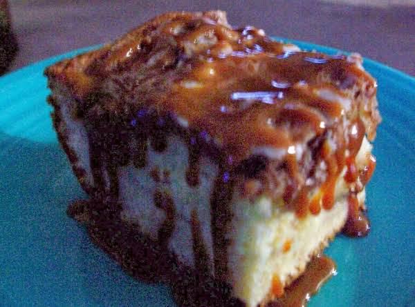 Caramel Apple Pecan Coffee Cake Recipe