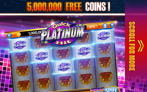 Quick Hit Casino Slots – Free Slot Machines Games App Download For Android and iPhone 8
