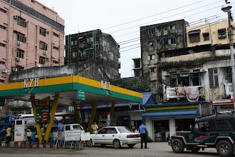 Photo: Year 2 Day 54 -  Housing in Yangon