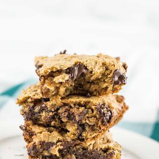 Gluten-Free Oatmeal Chocolate Chip Bars Recipe