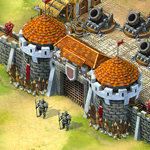 CITADELS Medieval War Strategy with PVP 18.0.9 by Perfect Play LLC logo