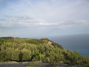 Photo: We accidentally found this launch while looking for a hotel in Finale Ligure