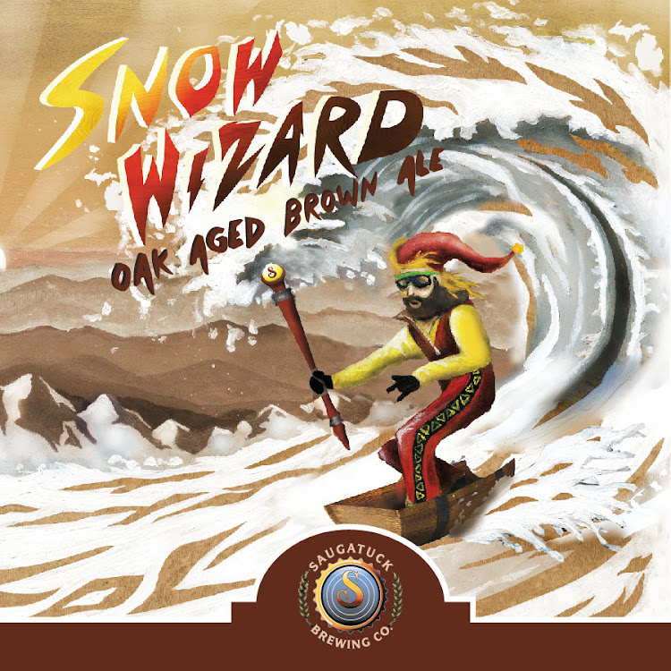 Logo of Saugatuck Snow Wizard