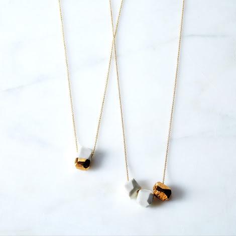 Strata Necklace
