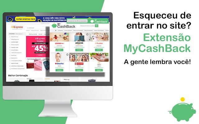MyCashBack - Reembolso nas suas compras