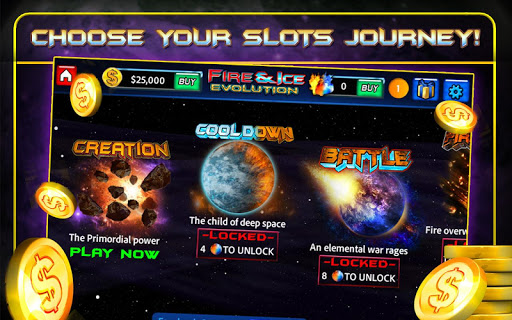 Fire and Ice Slots