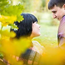 Wedding photographer Elena Glushkova (Gluschkova). Photo of 26.10.2012