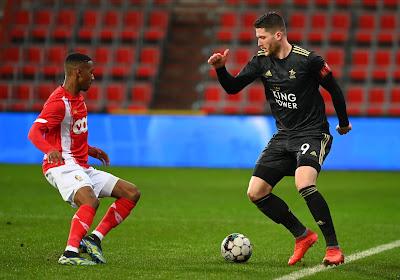 Le Standard de Liège tenu en échec par OHL
