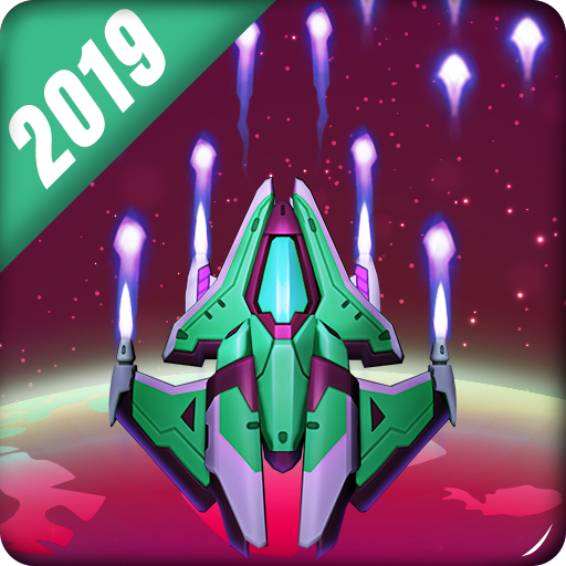 Space Justice – Galaxy Shoot 'em up Shooter Icon