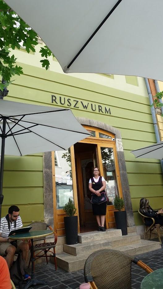 Ruszwurm,1827年開業