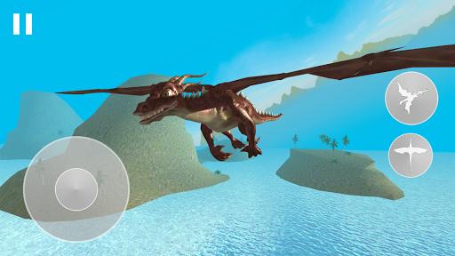 Flying Dragon Simulator 2016