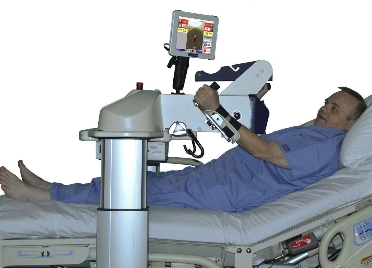 Robot trợ lý phục hồi chức năng - RT-300 Supine