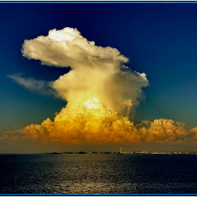 Just a cloud by Dalibor Bakac - Landscapes Cloud Formations (  )