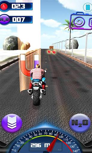 Moto Storm Race Fever: Top Mad Bike Rider Skills 2 screenshots 4