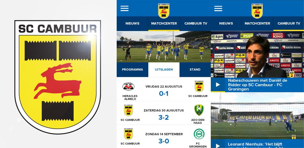 Download Sc Cambuur Apk Latest Version 1 2 For Android Devices