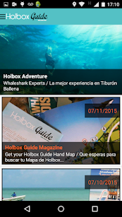 Holbox Guide- screenshot thumbnail