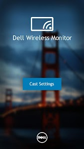 Dell Wireless Monitor screenshot 1