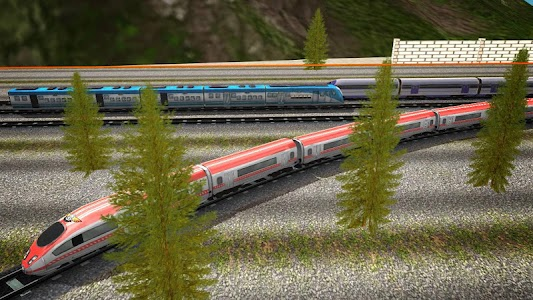Euro Train Simulator 3D 이미지[3]