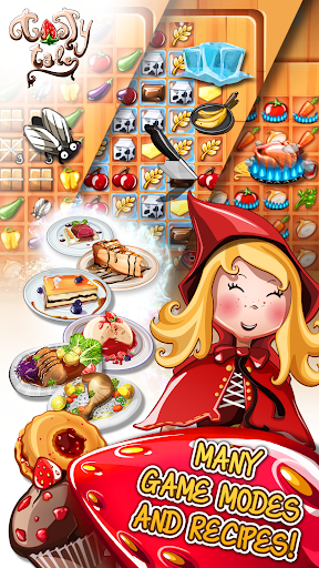 Tasty Tale: puzzle cooking game apkpoly screenshots 5